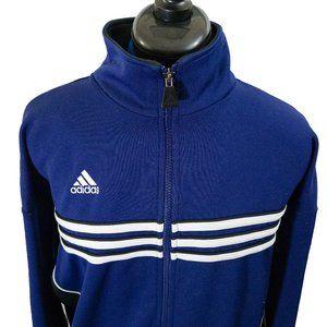 Vintage Adidas Full Zip Men's Soccer Warm Up Track
